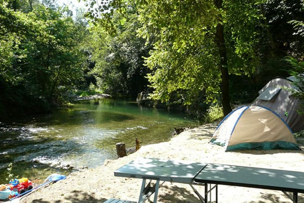 Equipements Camping Au Vallon Rouge
