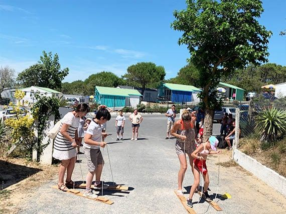 Animation Camping L'Anse des Pins