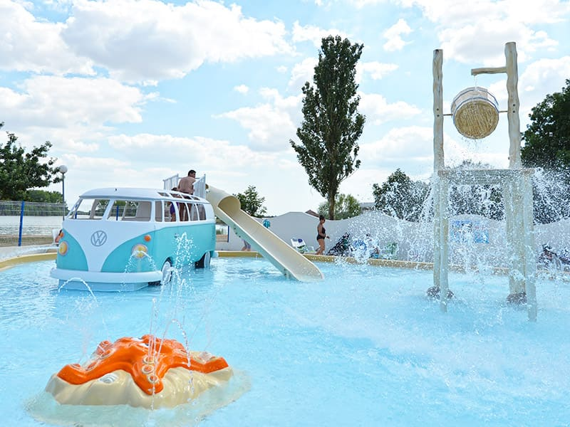 Espace aquatique - Baignade Holiday Village of Vendee
