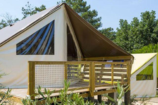 Tente Ecolodge 4 places