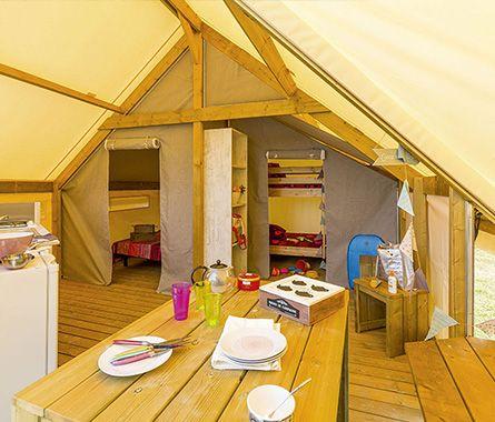 Tentes Ecolodges