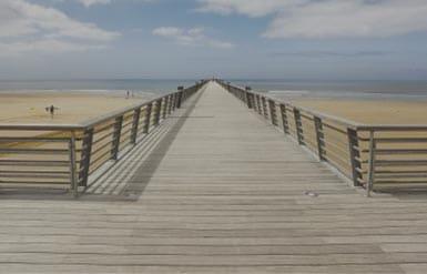 acces direct à plage